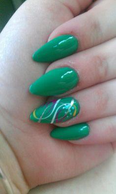 Stiletto nails #4