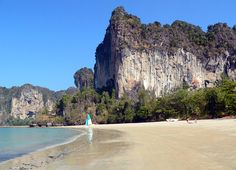 Your Krabi, great info on different areas of Krabi, leaning towards Railey West Beach, Krabi