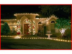 florida christmas decorations | Christmas Decor By Landscape Consultants, Inc.