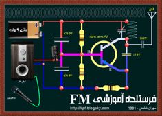 Hobby Electronics, Electronics Projects, Electronic Circuit Design, Circuit Diagram, Audio, Technology, Electric, Honda, Touch