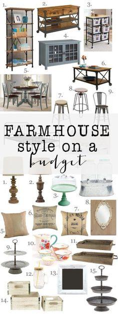Farmhouse on Budget 2