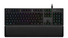 Logitech RGB Backlit Mechanical Gaming Keyboard with Romer-G Tactile Keyswitches (Carbon) - Machine IT Services Logitech, Gaming Headset, Usb, Windows 10, Memory Foam, Microsoft, Gaming Computer Setup, Software, Rgb Led