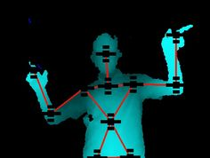 17 Best Digital research - kinect images in 2013