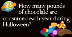 Celebrate Halloween with a little math! Halloween Math, Brain Teasers, How To Get, Mind Games, Riddles, Brain Games