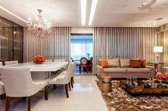 Cortinas - veja dicas, modelos, tecidos e ambientes decorados!