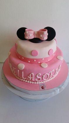 Torta Minnie 1 1/2 libra vainilla $97.500/COP