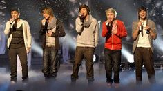 One Direction 2010 X Factor! Cuties <3