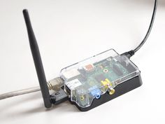 Setting up a Raspberry Pi as a WiFi access point