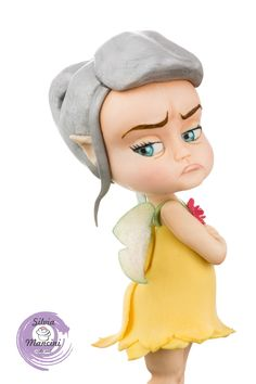 angry fairy