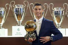 5 razones por las que Cristiano Ronaldo no merecía el Balón de Oro | El Diario NY – AB Magazine