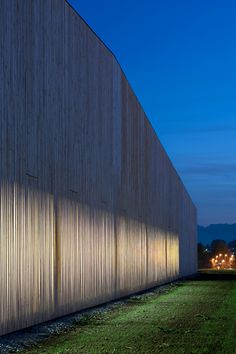 Gallery of Lussy Sport Hall / Virdis Architecture - 11