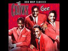 The Crows - Gee [1953] (Doo Wop)