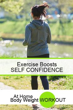 An Exercise Program for Building Self Confidence - At Home Body Weight Workout Mental Health Benefits, Improve Mental Health, Good Mental Health, Home Body Weight Workout, Fast Fat Burning Workout, Diabetes, Building Self Confidence, Weight Loss For Women, Want To Lose Weight