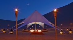 * ☆ 1001 Night dessert Glamping * ☆