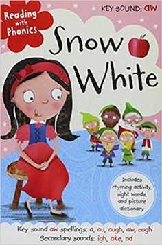 Snow White (reading with phonics) • English Wooks