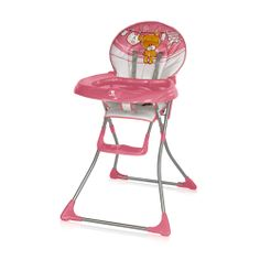 Scaun de masa Lorelli Jolly recomandat copiilor cu varste de peste sase luni. Scaunele de masa Lorelli sunt o incantare pentru bebelusi datorita culorilor si imprimeurilor vesele. Deoarece siguranta este foarte importanta cand vine vorba despre bebelusul dumneavoastra, scaunele sunt dotate cu centuri de siguranta cu prindere in cinci puncte.