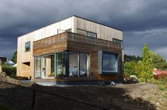 76-year-old Funkis home in Norway gets a Passive House makeover