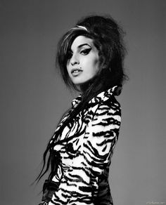 Amy Winehouse in Brooke Nipar Photoshoot 2007 :')