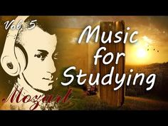 Classical Music for Studying and Concentration - Mozart Study Music Vol.5 - Relaxing Classical Music - YouTube