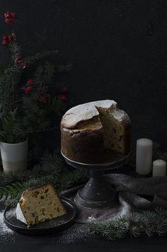 Ananás e Hortelã: Panettone de Natal