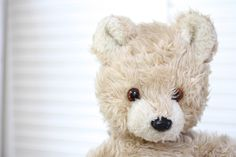 Lovely. Vintage French teddy bear 50's. Vintage bear. Vintage teddy bear. Teddy bear collection. Old children's toy. Vintage plush. Nounours by Passesimple on Etsy https://www.etsy.com/listing/237451633/lovely-vintage-french-teddy-bear-50s