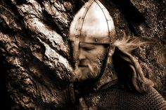 The Viking Warrior by James  Leader