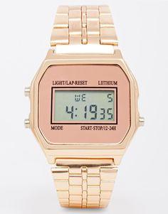 recent product 4653576 Relogios Dourados, Pulseiras, Brincos, Relógio Casio  Feminino, Acessórios Da 9a3775d35d