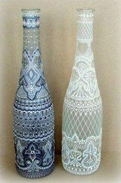 doodle on bottles