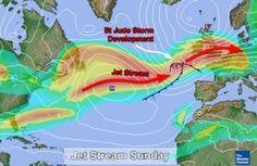 Waarschuwingen voor zware herfststormen. In Engeland wordt alles wat los zit, vastgemaakt en worden vergelijkingen met The Great Storm van 1987 gemaakt.