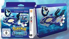 Pokémon Alpha Saphir - Limitierte Steelbook Edition (Nintendo 3DS)