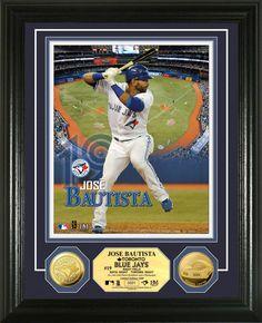 346e8275 Jose Bautista, Toronto Blue Jays, Mint, Gold Coins, Nfl, Baseball Cards,  Trivia, Products, Sports. AAA Sports Memorabilia