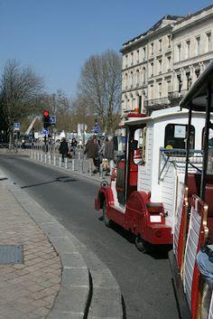 American Mom in Bordeaux - Blending Cultures: More about Bordeaux, France - Le Petit Train