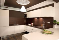 Fantástica cocina abierta al salón  Fantastic open concept kitchen