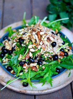Mine 10 bedste salater - Emmersalat