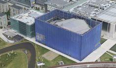 DR Concert Hall, by Atelier Jean Nouvel. Copenhagen / Denmark. (55.6577856°N 12.5890074°E)