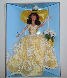 Enchanted Seasons Collection Limited Edition Summer Splendor Barbie Second in Series