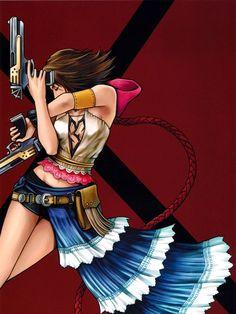 Yuna Final Fantasy X-2