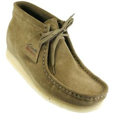 These Wallabie shoes were in style when I was growing up...now I see they are back!