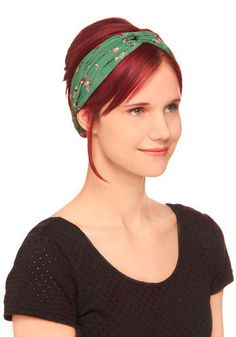 Luck of the Stylish Headband | Mod Retro Vintage Hair Accessories | ModCloth.com