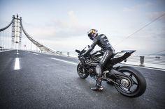 Kenan Sofuoğlu Osmangazi Köprüsü Hız: 400 Km Kawasaki H2R