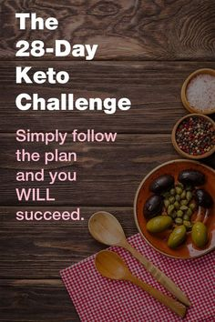 Keto Challenge is the ultimate challenge you're looking for to transform your life into a healthy, keto-friendly one. Studies have proven that the keto-diet is an effective and healthy way to lose sustainable weight and to living a better life all around. Cyclical Ketogenic Diet, Ketogenic Diet Meal Plan, Ketogenic Diet For Beginners, Keto Meal Plan, Diet Meal Plans, Diet Meals, Diet Foods, Keto Regime, Diet Plan Menu