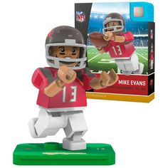 Mike Evans Tampa Bay Buccaneers OYO Sports 2016 Player Minifigure - $12.99