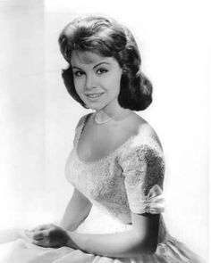 Annette Funicello...my goodness, she was breathtaking to the very end<3 VL