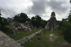 #Tikal #Mayaruïnes #Guatemala