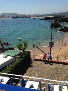 Camping Playa de Isla en #Isla #cantabria #Spain