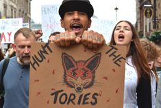 support protesting protesters protester rights people passion protest uk demonstration crowd d7100 photo photos image images pic pics photographer photography justice movement message free london england young photojournalism street streets animalrights foxhunting illegal londonstreet keeptheban shouting shout tories animal cruelty fox ban teresa may primeminister 500px flickr showingknucklesAnti-Fox Hunting Protest London #KeepTheBan