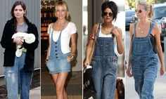 Despite being unflattering, dungarees are the height of cool for spring with Heidi Klum, Alexa Chung and others spotted wearing them. Amanda Platell is not pleased.
