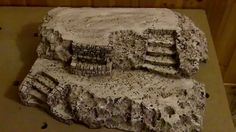 This video show how to transform some pieces of polystyrene in fake rocks. The rocks are very realistic so that my brother was believed they were real. The c...