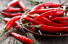 11. Hot Peppers