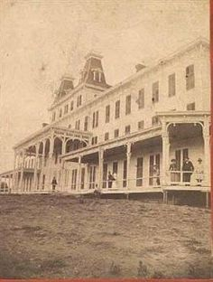 Irving Cliff Hotel.....I wish i could have seen it!